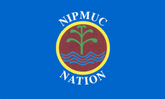 Hassanamisco Nipmuc - Flag of the Nipmuc Nation