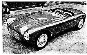 Bandini 1100 - The second Bandini 1100