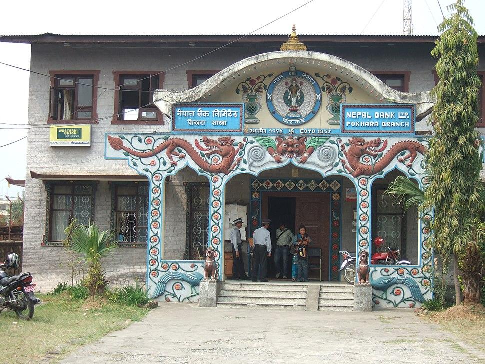 Bank.Pokhara