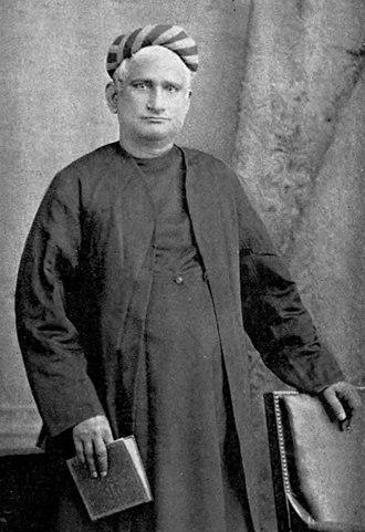 Bankim Chandra Chatterjee - Image: Bankim Chattapadhyay
