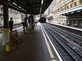 Barbican station Met H&C Circle look west.JPG