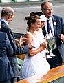 Barbora Strýcová & Hsieh Su-wei Wimbledon 2019.jpg