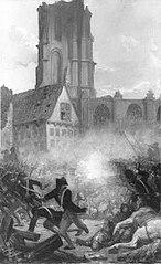Anno 1747. De val van Bergen op Zoom