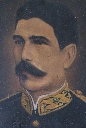 Guatemalan presidential election, 1904 - Image: Barillas