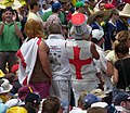 Barmy Army at Adelaide Oval in 2006.jpg