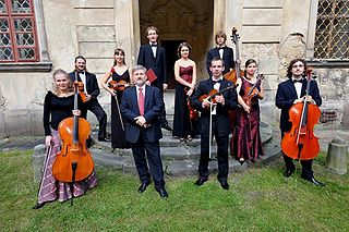 Barocco sempre giovane Czech chamber orchestra