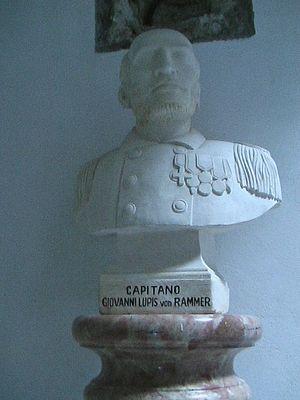 Giovanni Luppis - Image: Barone Giovanni Lupis von Rammer