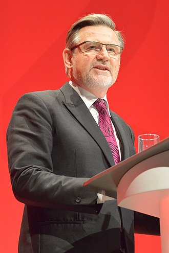 Barry Gardiner - Gardiner giving his speech at the 2016 Labour Party Conference