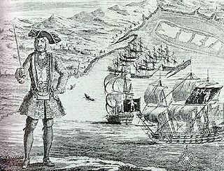 Bartholomew Roberts Welsh pirate