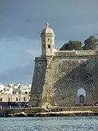 Bartizan in Malta