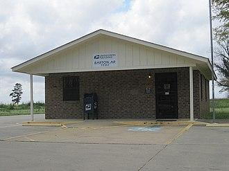 Barton, Arkansas - Image: Barton AR 002