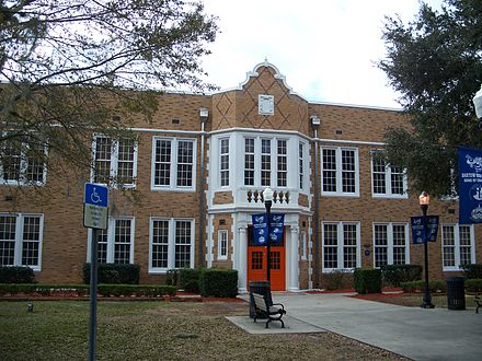 The Summerlin Building at Bartow High School