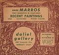 Basil marros daliel's gallery 1947.jpg