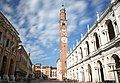 Basilica Palladiana a Vicenza Italy and Piazza dei Signori and Loggia del Capitaniato Palace.jpg