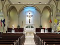 Basilica of St. Mary interior - Alexandria, Virginia 01.jpg