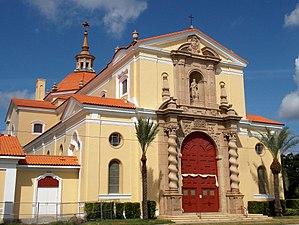 Basilica of St. Paul (Daytona Beach, Florida) - Image: Basilica of St. Paul Daytona Beach, Florida 01