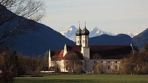 Basilika Kloster Benediktbeuern 02