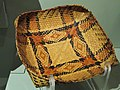 Basket tray, Chitimacha, accessioned in 1902 - Native American collection - Peabody Museum, Harvard University - DSC05492.JPG