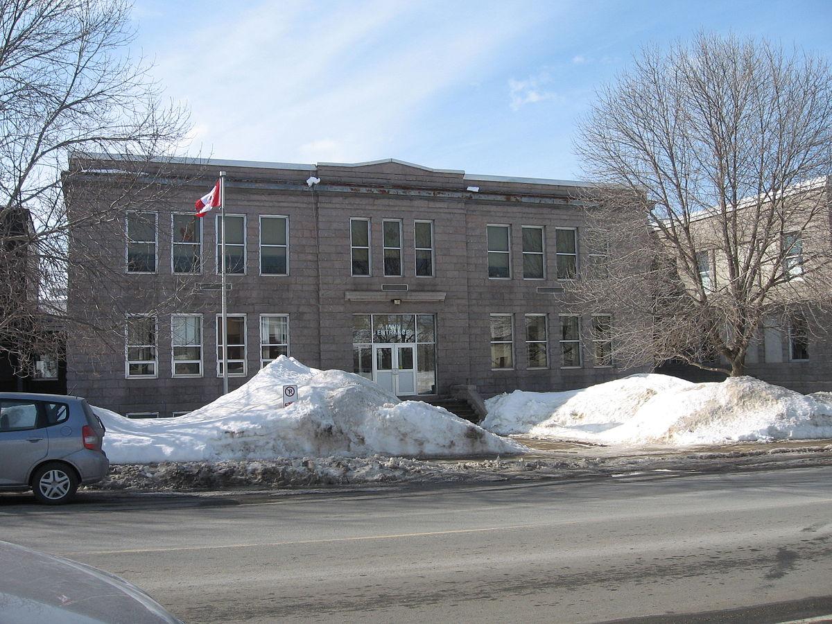 Bathurst High School New Brunswick Wikipedia