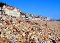 Bay Hotel, Lyme Regis Beach - geograph.org.uk - 1556364.jpg