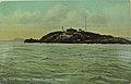 Bay Rock Lighthouse, Magnetic Island, Australia - circa 1910 (19288277174).jpg