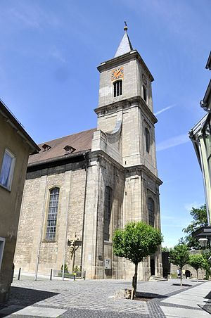 Bad Neustadt an der Saale - Catholic church