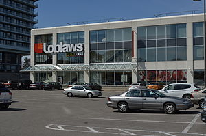Loblaw Companies - Loblaws location in Bayview Village, Toronto