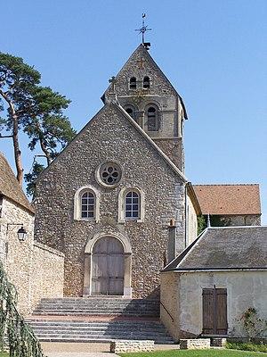 Bazainville - Saint-Nicolas