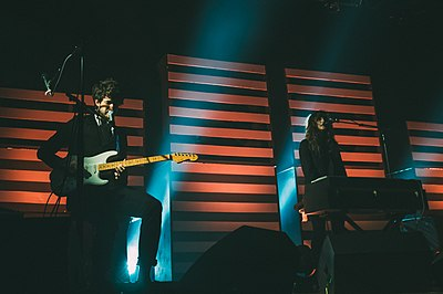 Picture of a band or musician: Beach House