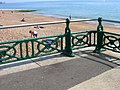 Beach and Railings - geograph.org.uk - 409408.jpg