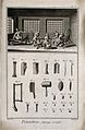 Bead makers, possibly for rosary beads; interior view and ut Wellcome V0023715EL.jpg