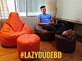 Beanbag by lazy dude bd.jpg