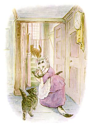 Beatrix Potter - The Tale of Tom Kitten - Illustration from p 11.jpg