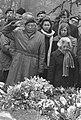 Begrafenis omstreden oud-kapitein van het KNIL, Raymond Westerling op Nieuwe Oos, Bestanddeelnr 934-1411.jpg
