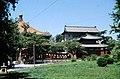 Beihai Park Buildings & Lanterns (10553474555).jpg