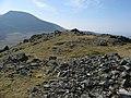 Beinn Fhada, the summit - geograph.org.uk - 403623.jpg