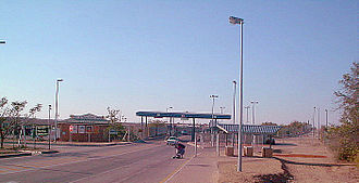 Beitbridge - Beitbridge Borderpost, Zimbabwe