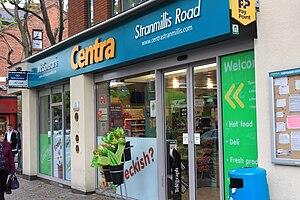 Centra - Image: Belfast (315), October 2009