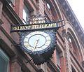 Belfast Telegraph Clock (5026757615).jpg