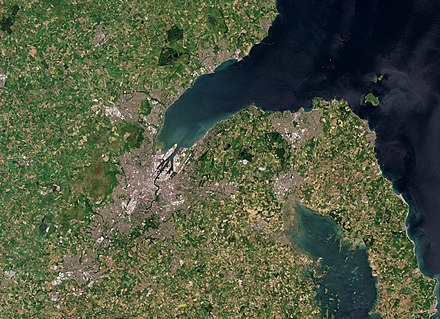 Satellite image of Belfast with Lough Belfast with Lough by Sentinel-2.jpg