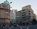 Belgrade. Corner of Braće Jugovića Street and Despota Stefana Boulevard.jpg