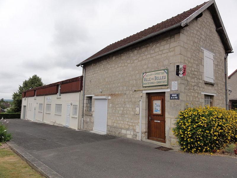 Belleu (Aisne) maison des Associations