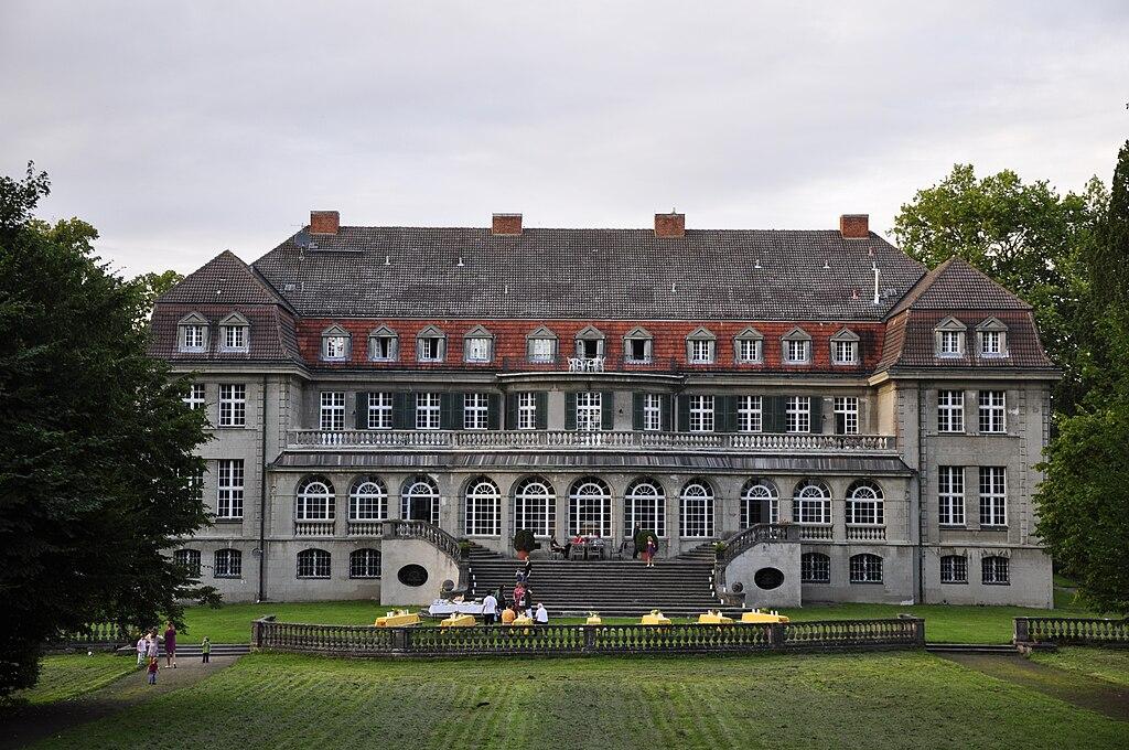 Slomans Alterssitz: Schloss Bellin bei Güstrow in Mecklenburg-Vorpommern. 180 DSC0151