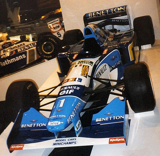File:Benetton B195 Autosport Show.jpg