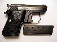 Foto der fraglichen Waffe via Wikipedia