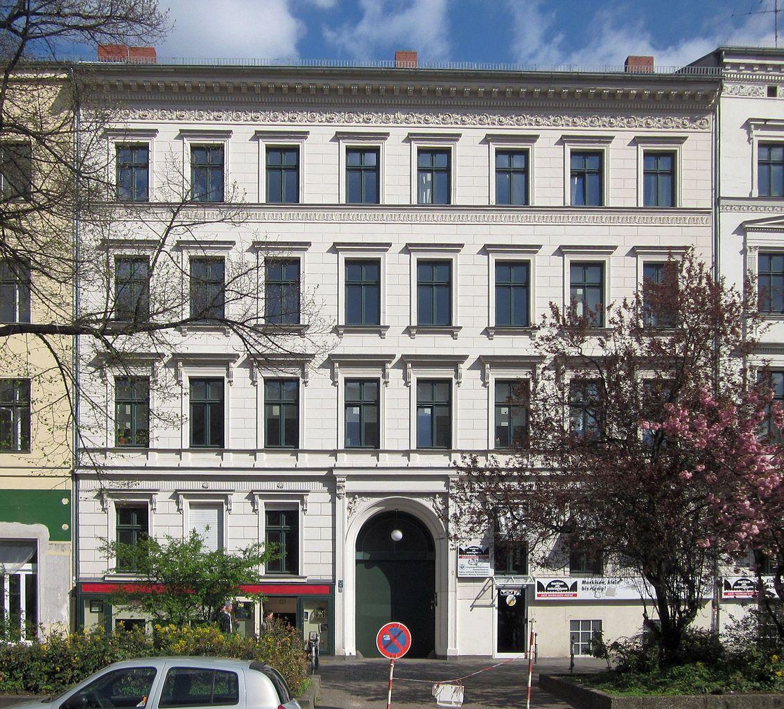 Datei Berlin Kreuzberg Mehringdamm 53 Mietshaus