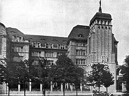 Pschorr-Haus am Potsdamer Platz, Unbekannt [Public domain], via Wikimedia Commons