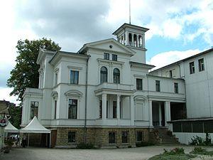 Friedrichshagen - The Weiße Villa (White Villa)