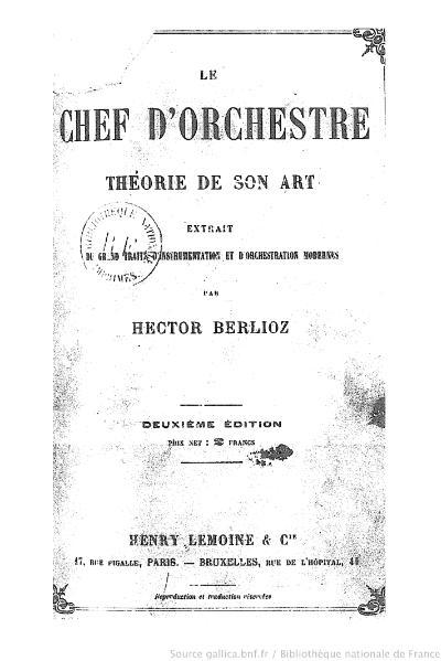 File:Berlioz - Le Chef d'orchestre, éd2.djvu