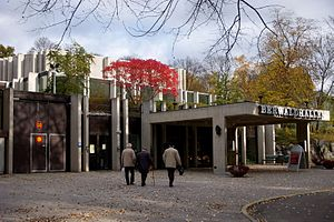 Berwaldhallen - Berwaldhallen in Stockholm